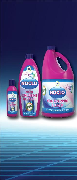 Noclo (Non Chlorine Bleach)
