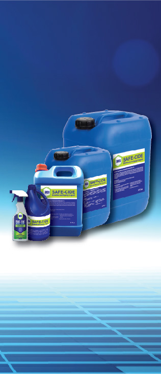 Safe-Cide Disinfectant Liquid