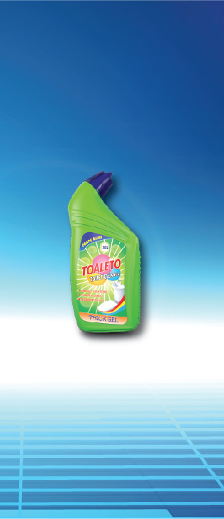 Toaleto Toilet Cleaner